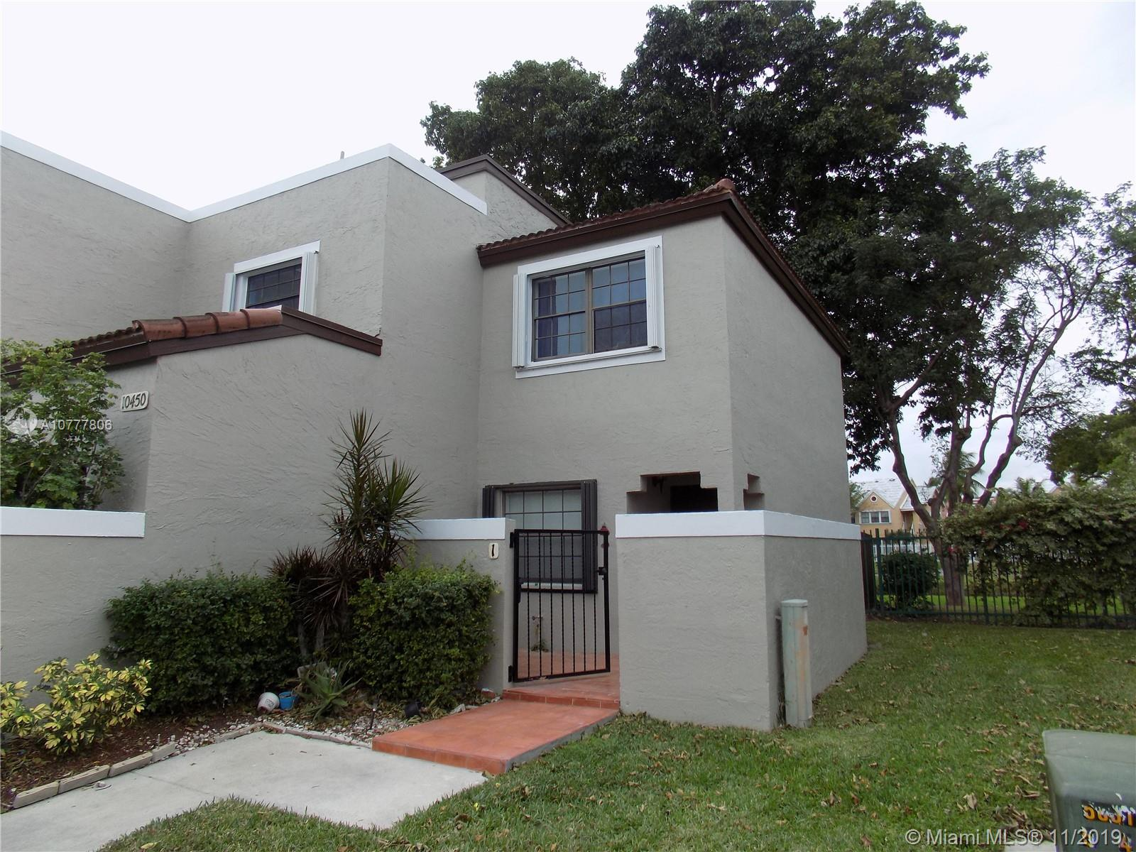 10450 SW 154th Ct #1 For Sale A10777806, FL