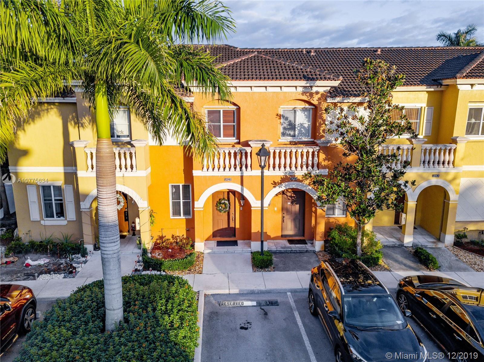 1823 SW 90th Ave #1002 For Sale A10775634, FL