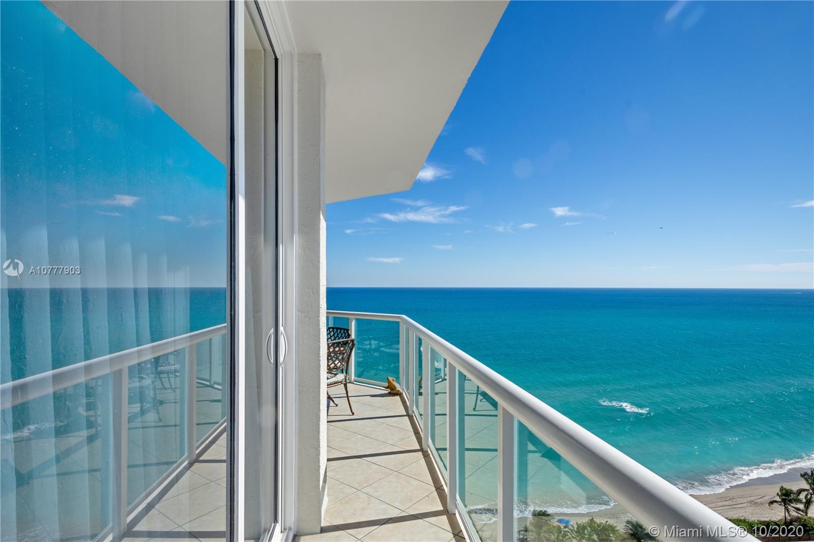 6051 N Ocean Dr #1602 For Sale A10777903, FL