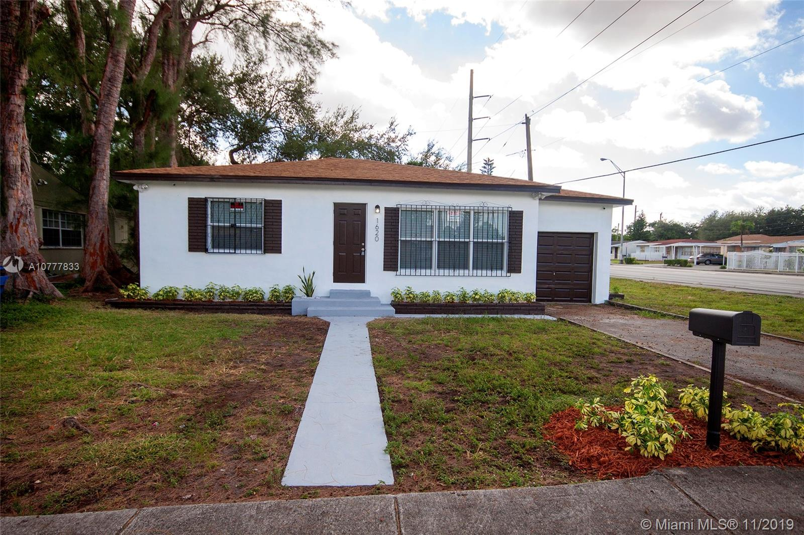 1620 NW 89th St  For Sale A10777833, FL