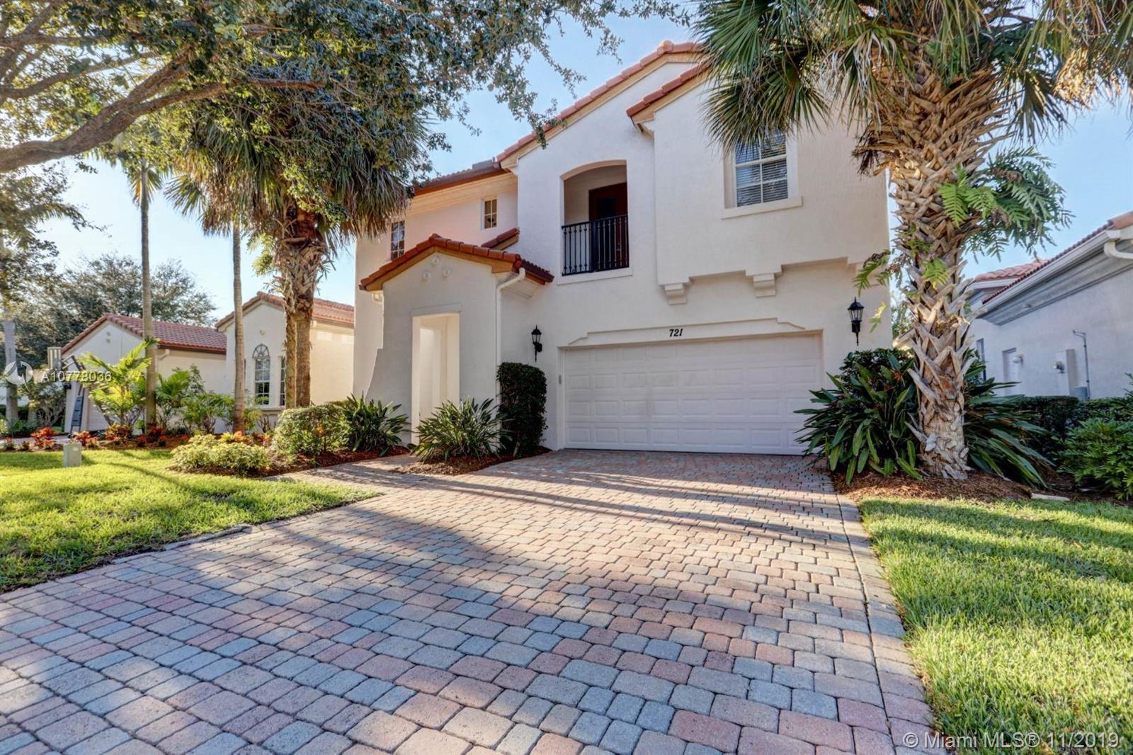 721 Bocce Court, Palm Beach Gardens, FL 33410