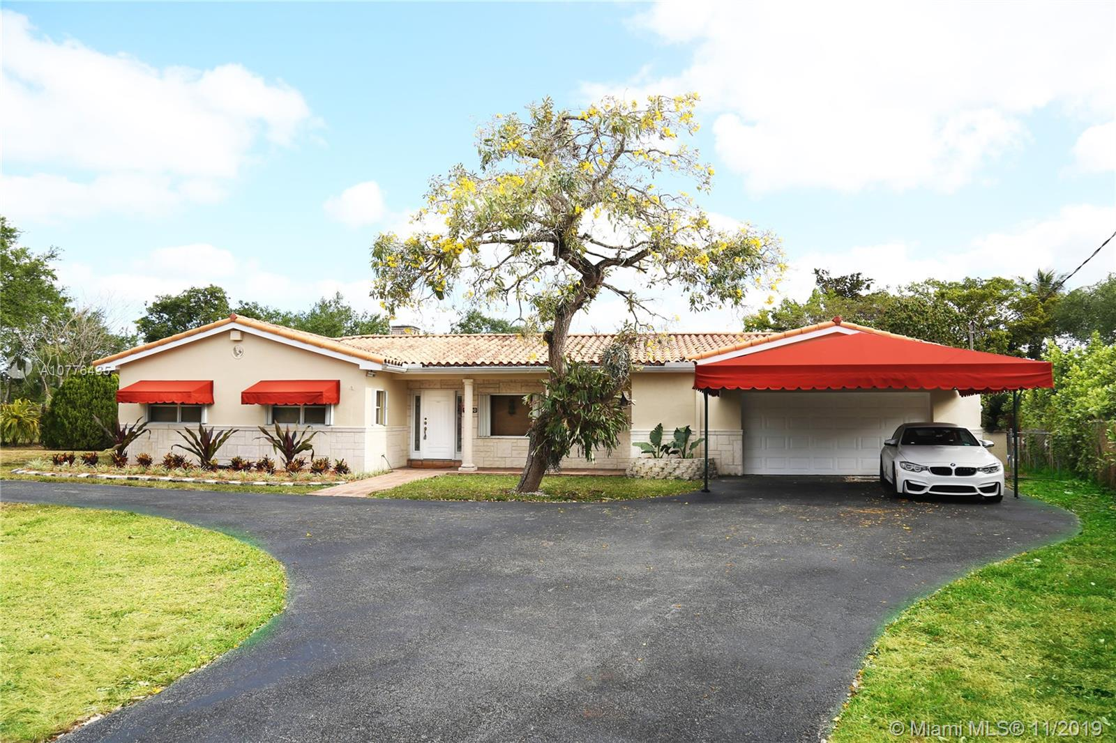 11500 SW 95th ST  For Sale A10776435, FL