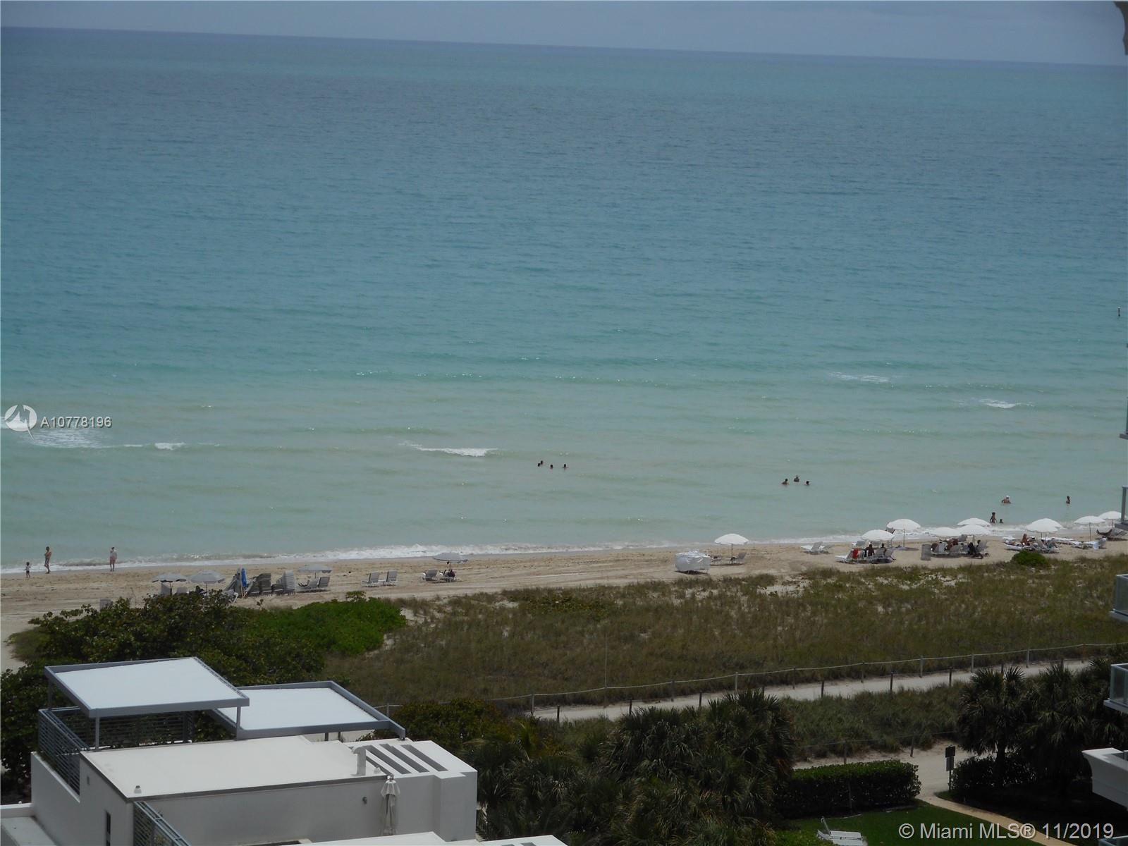 9511  Collins Ave #1209 For Sale A10778196, FL