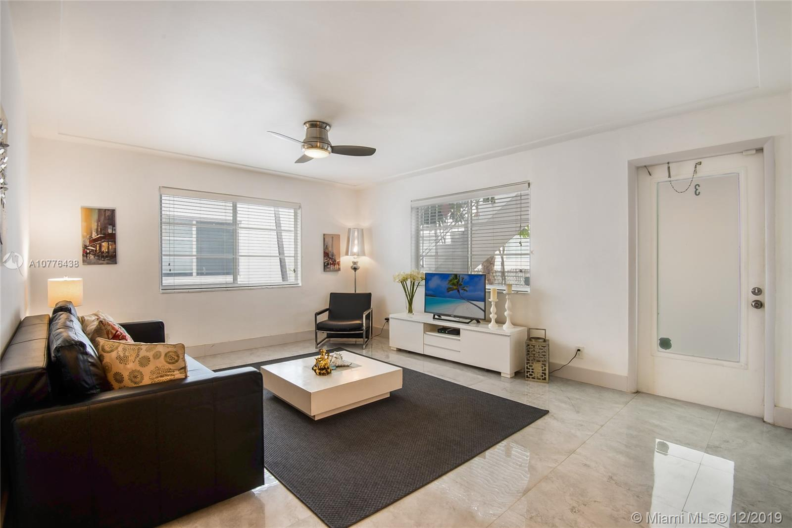 1333  15th St #3 For Sale A10776438, FL