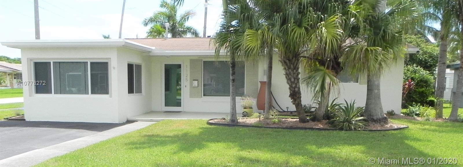 1125 N 14th Ave  For Sale A10778272, FL