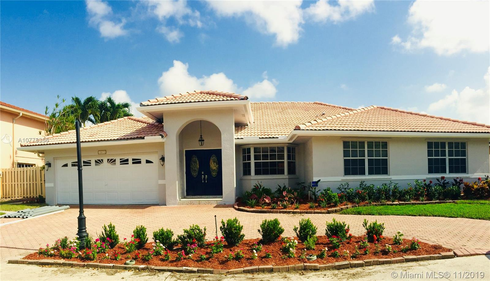 15432 SW 112th Ter  For Sale A10778356, FL