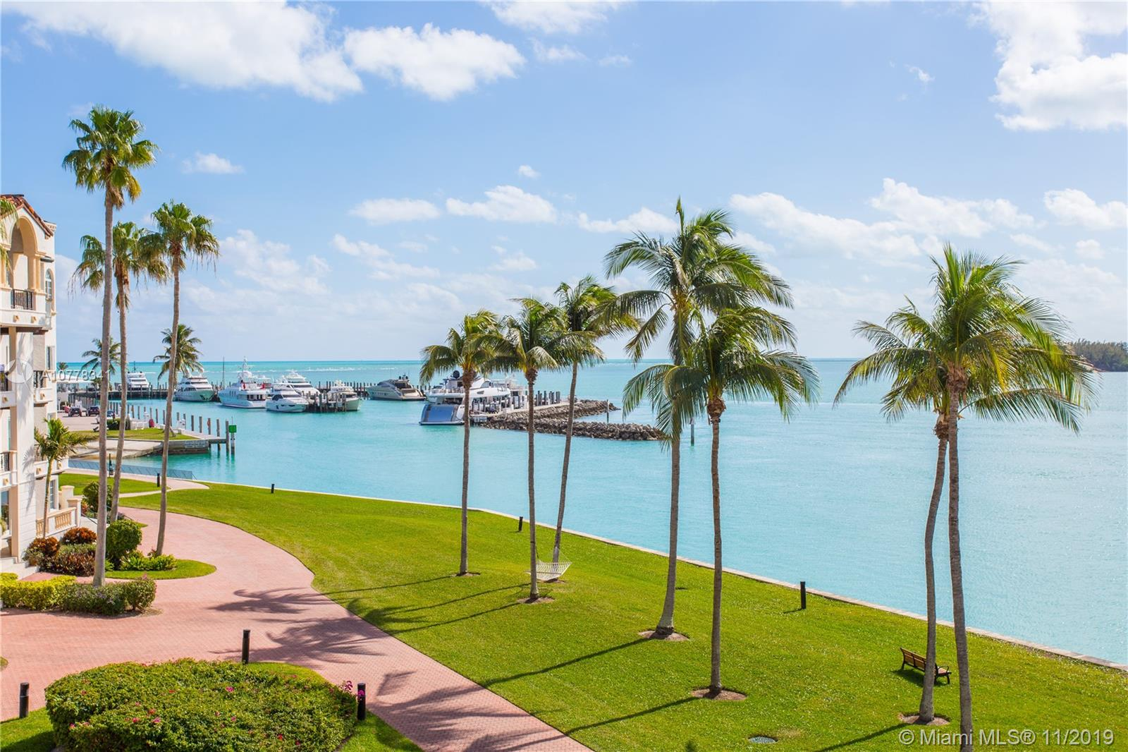 2333  Fisher Island Dr #2333 For Sale A10778341, FL