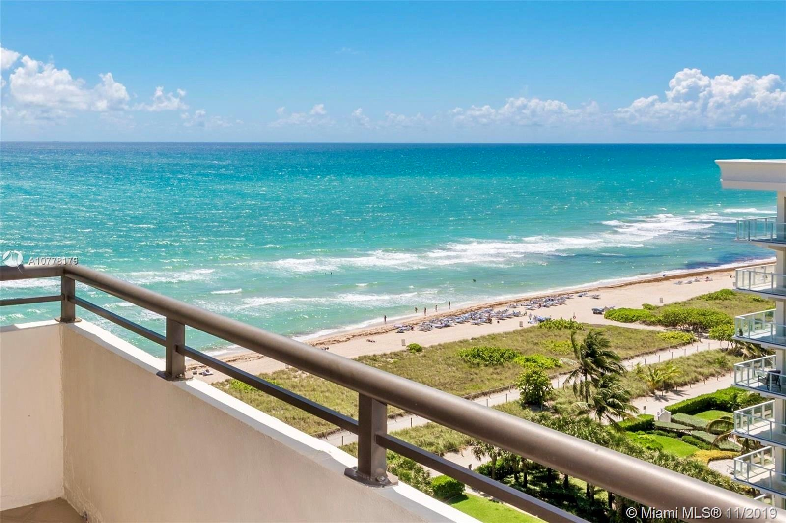 9511  Collins Ave #PH1505 For Sale A10778179, FL