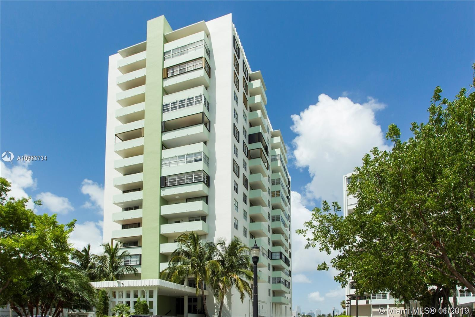 5  Island Ave #3J For Sale A10777731, FL