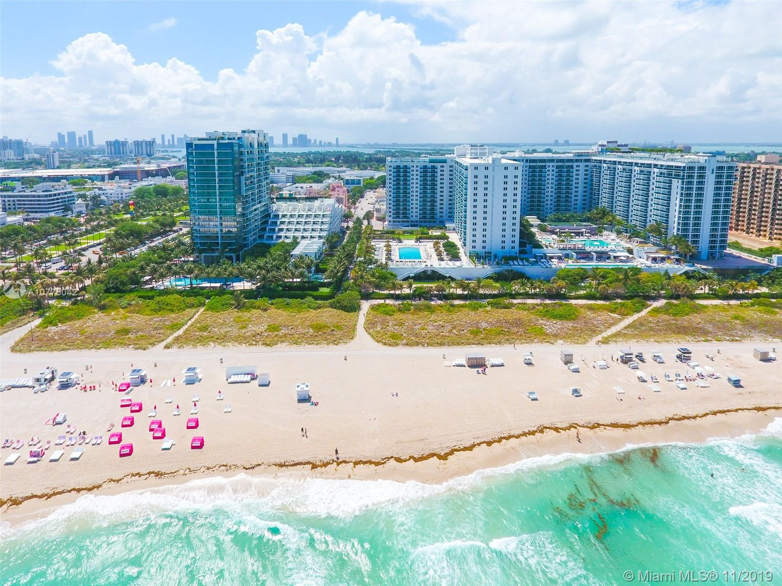 2301  Collins Ave #1612 For Sale A10775042, FL