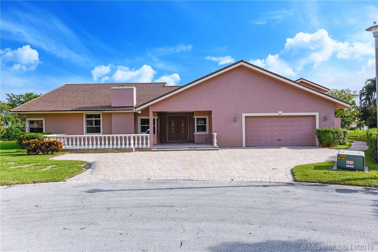 9833 NW 13th Ct, Coral Springs, FL 33071