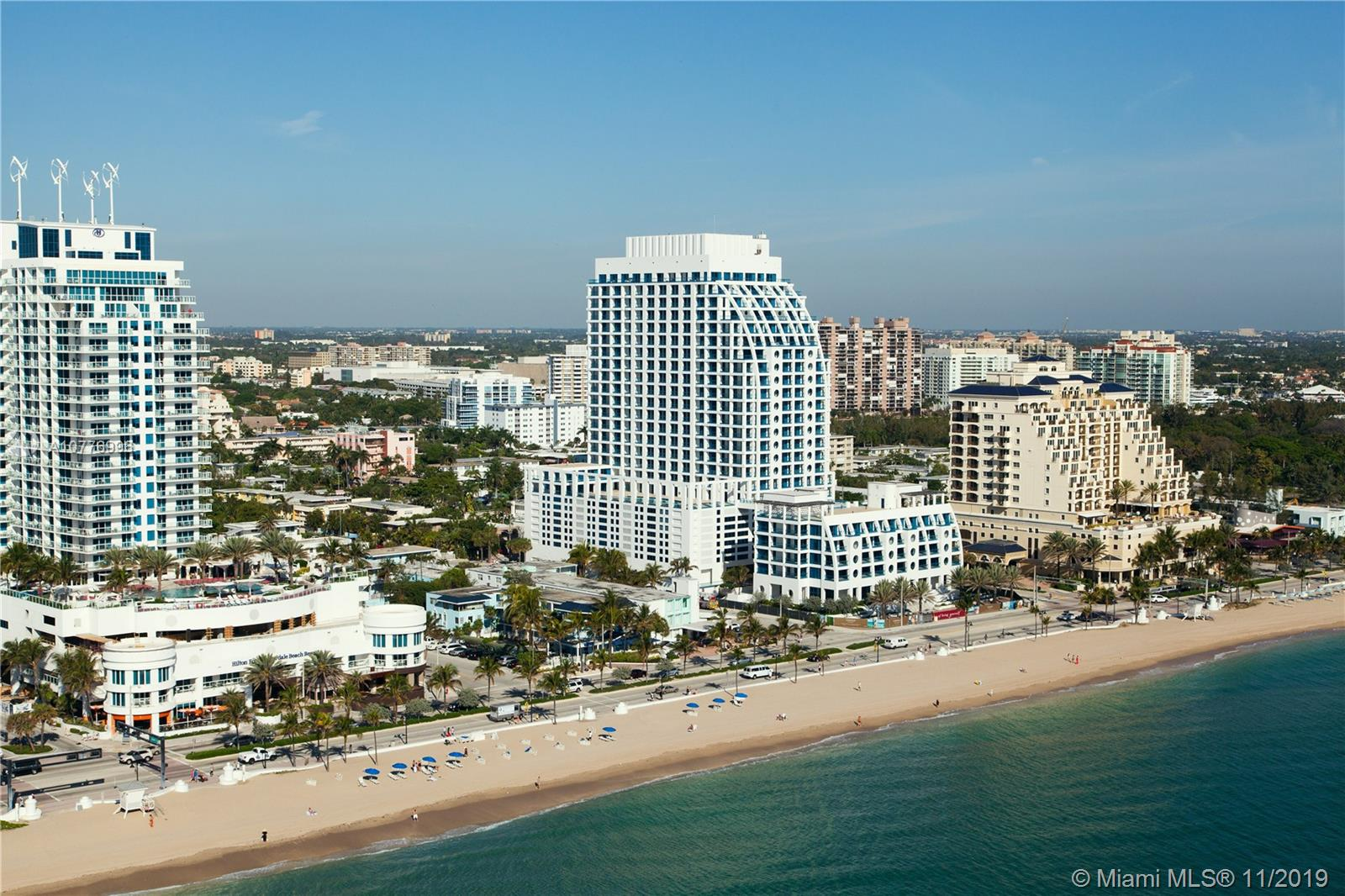 551 N Fort Lauderdale Beach Blvd #H1017 For Sale A10776996, FL