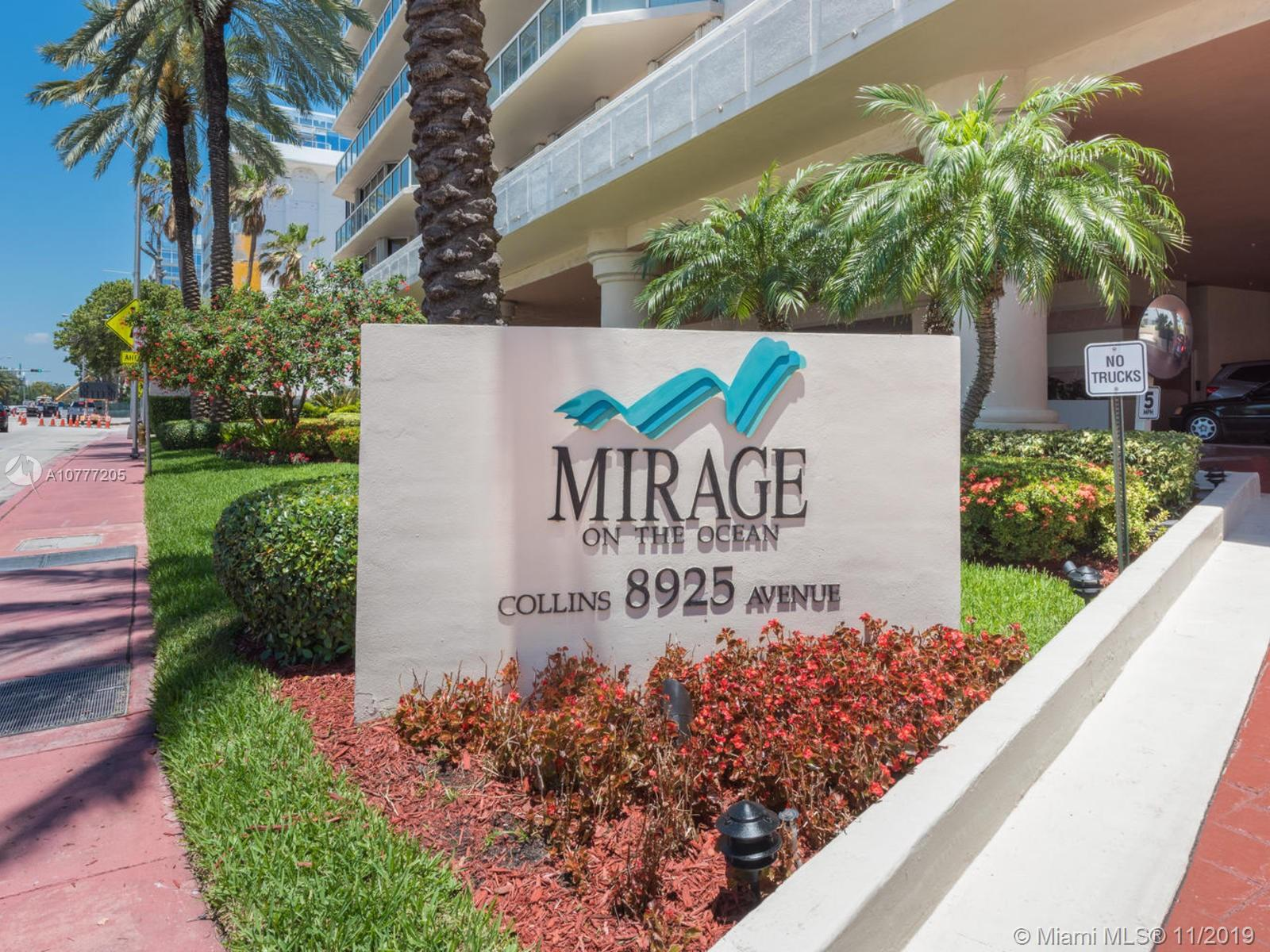 8925  Collins Ave #9A For Sale A10777205, FL