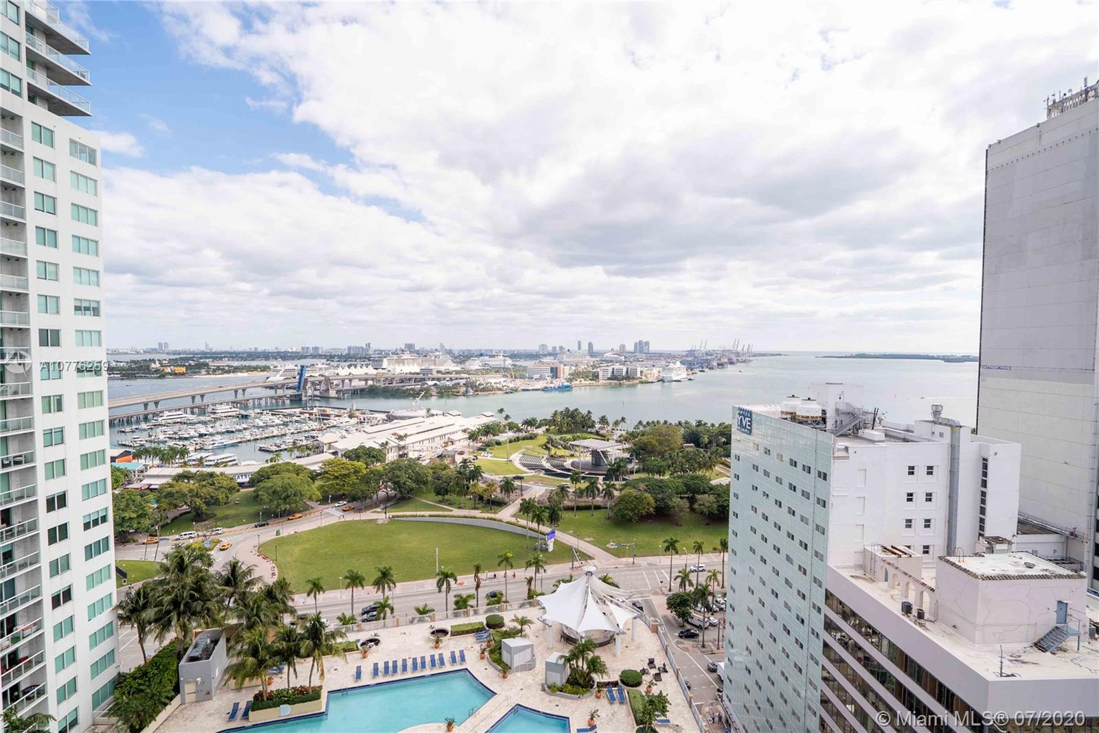253 NE 2nd St #2107-S For Sale A10776259, FL