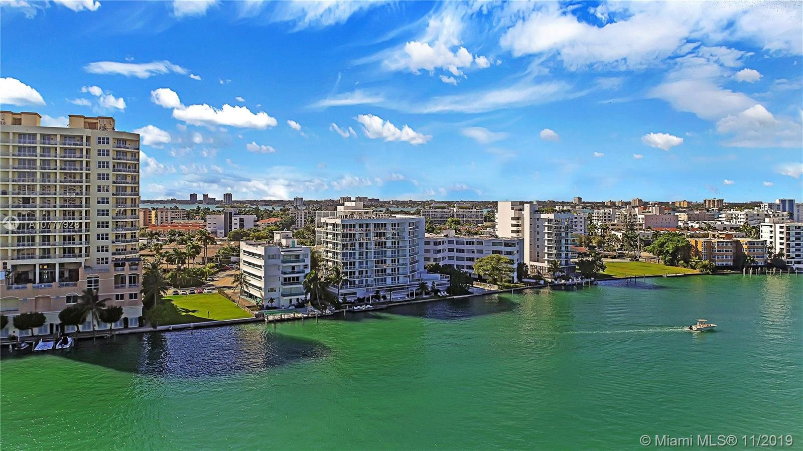 9821 E Bay Harbor Dr #906 For Sale A10777928, FL