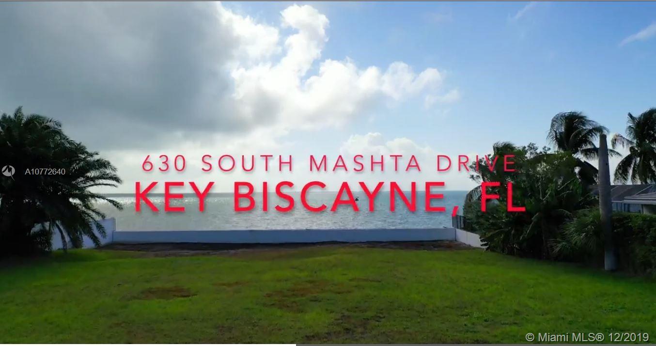 630 S Mashta Dr, Key Biscayne, FL 33149