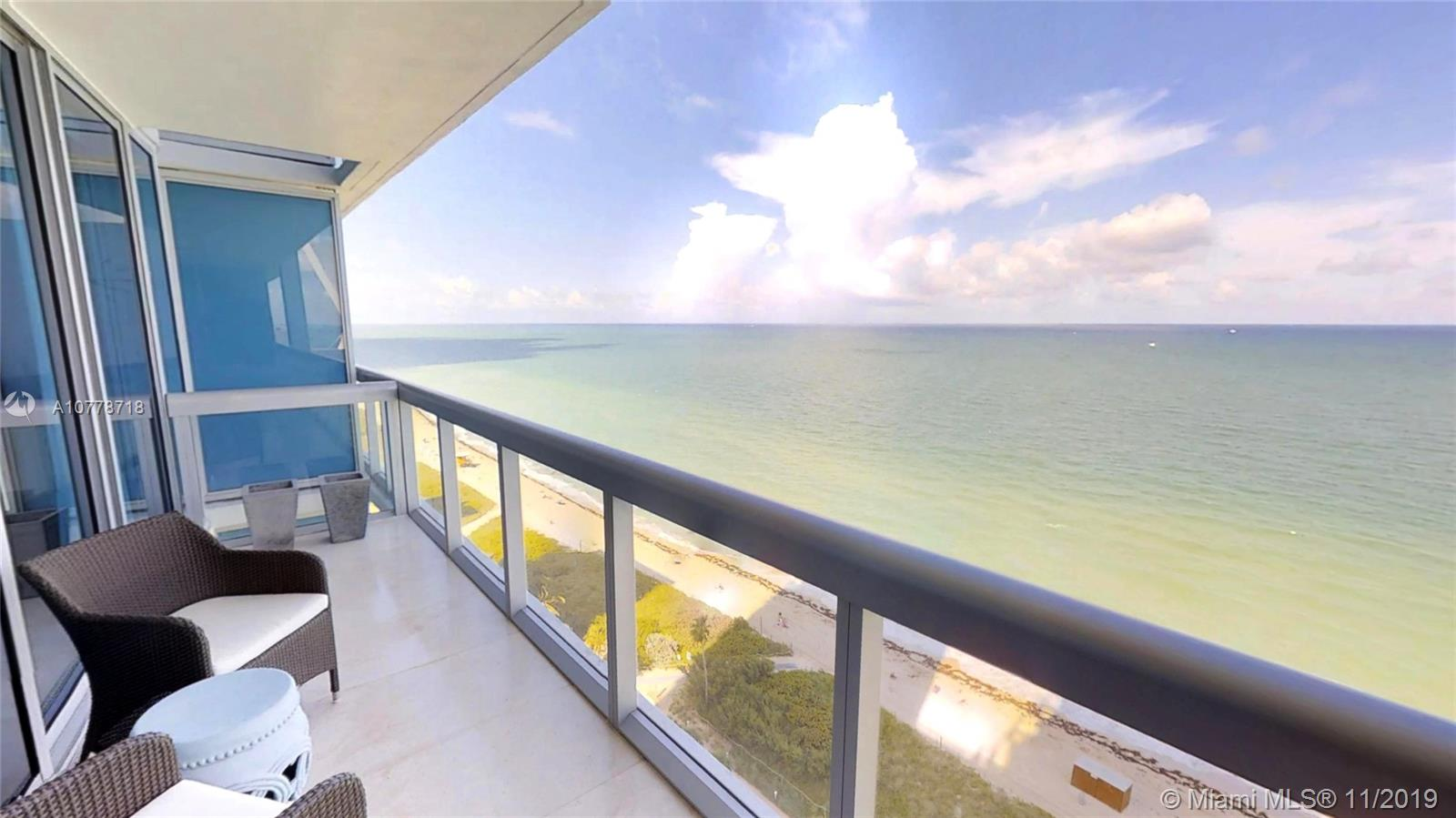 6899  Collins Ave #1806 For Sale A10778718, FL