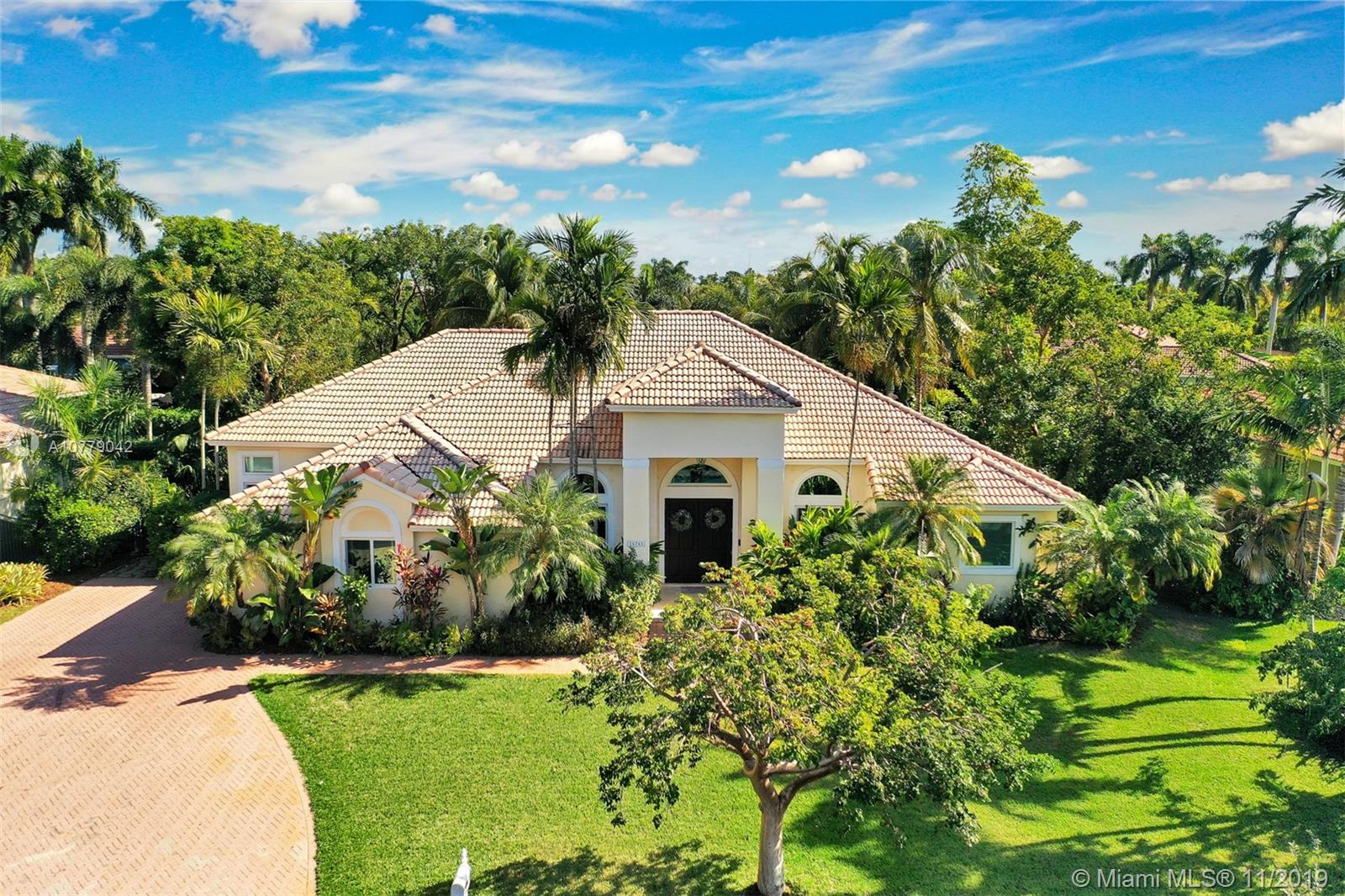 16761 SW 86th Ct  For Sale A10779042, FL