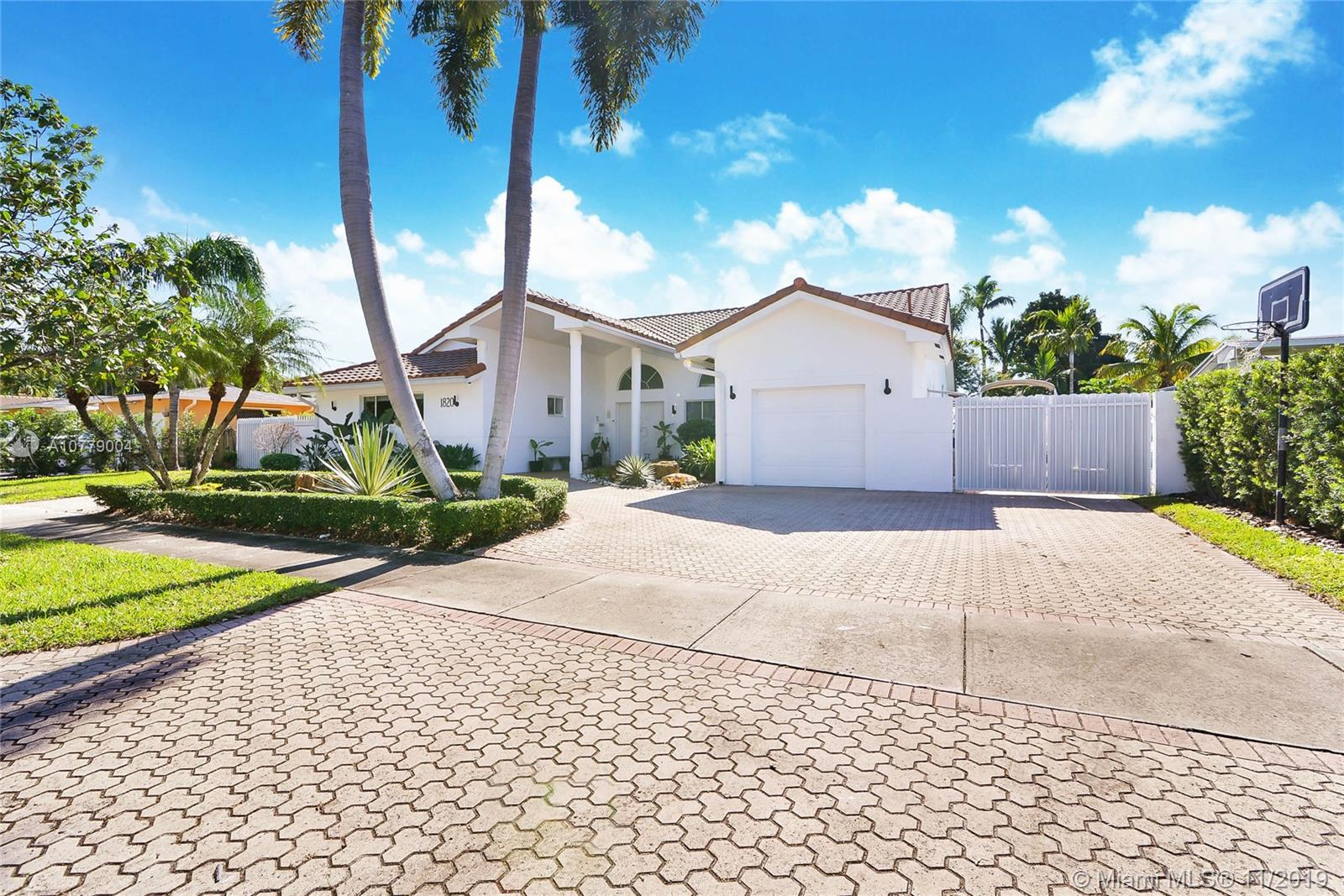 1820 NE 193rd St  For Sale A10779004, FL