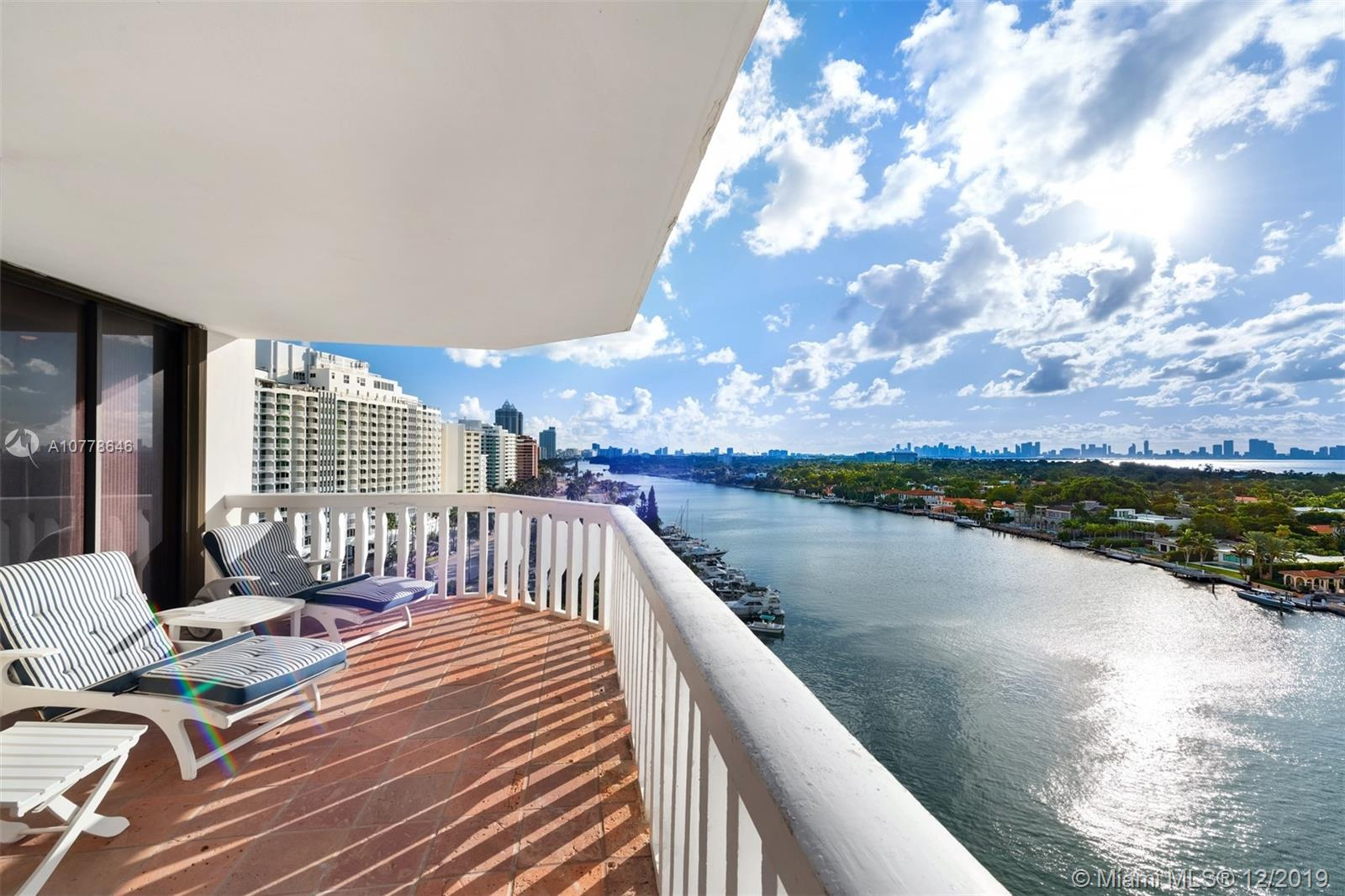 5500  Collins Ave #1203 For Sale A10778646, FL