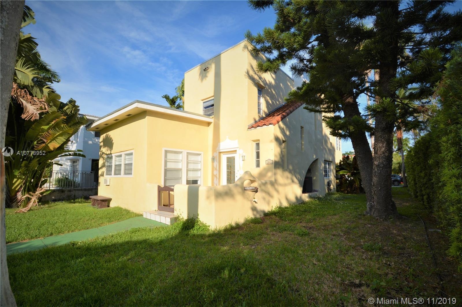 1801  Michigan Ave  For Sale A10778952, FL