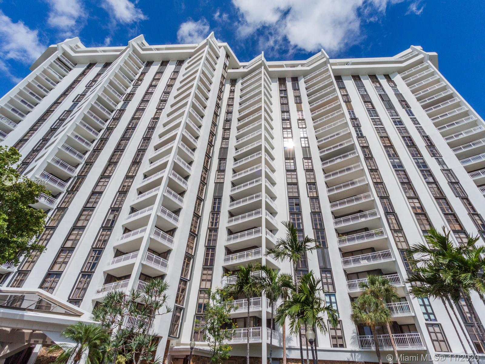 4000  Towerside Ter #1105 For Sale A10779212, FL
