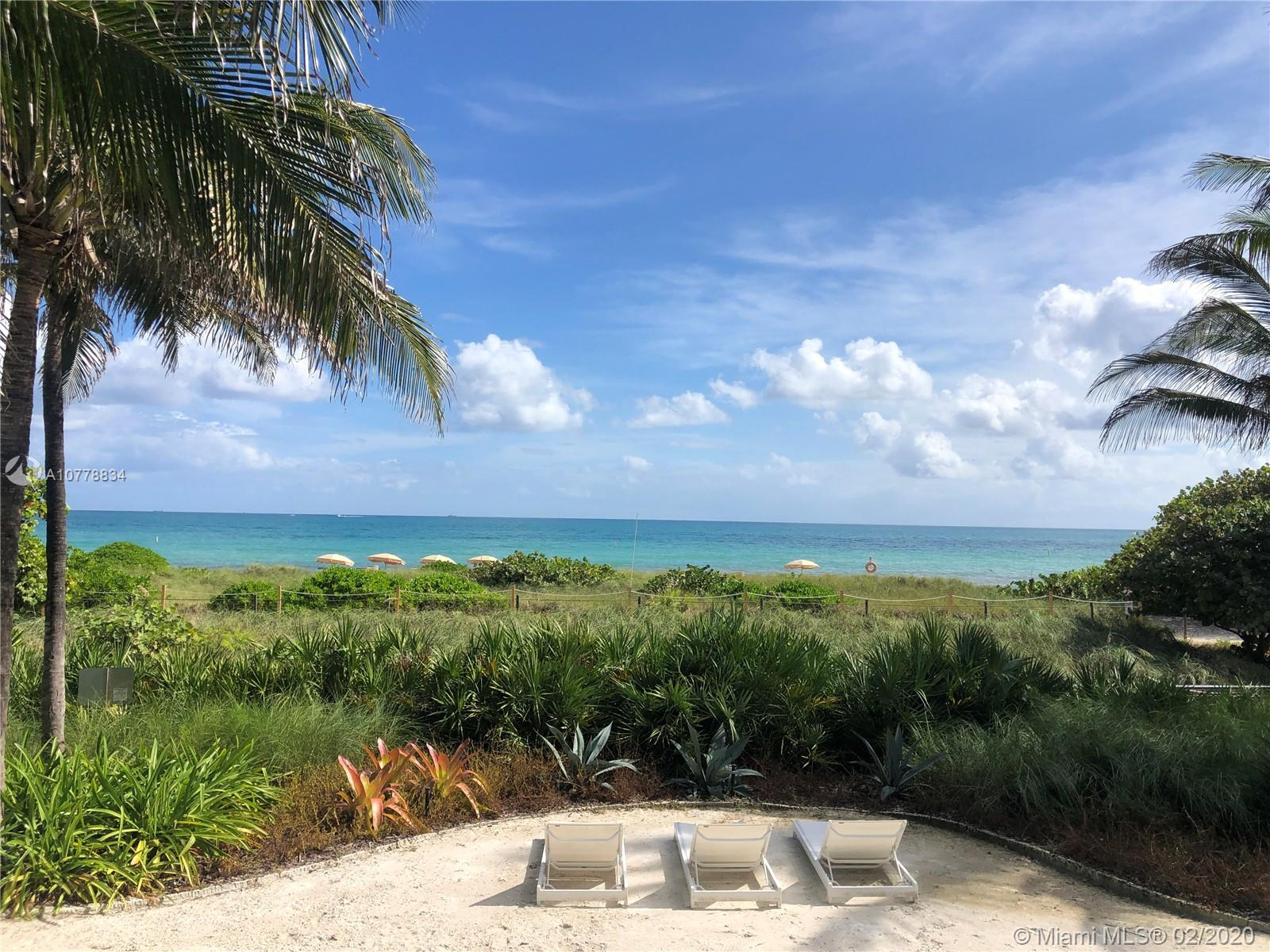 9401  Collins Ave #207 For Sale A10778834, FL