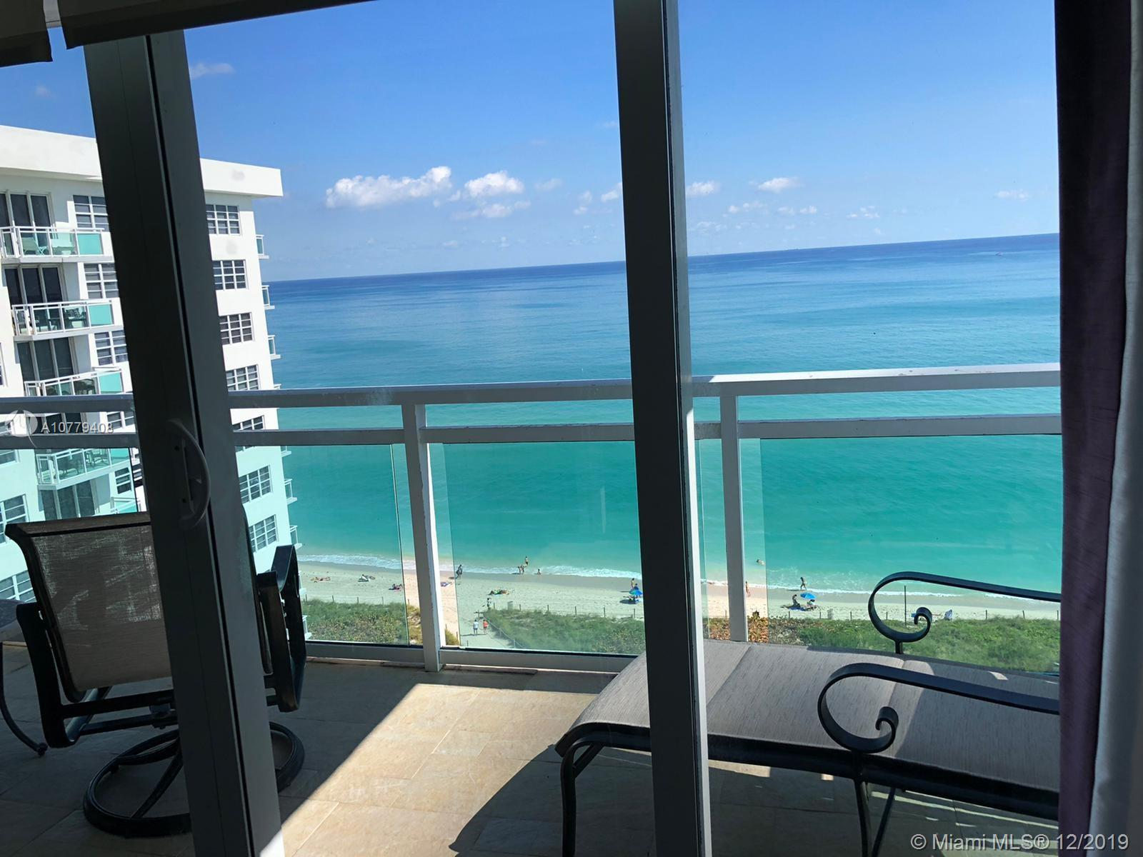6917  Collins Ave #1615 For Sale A10779408, FL