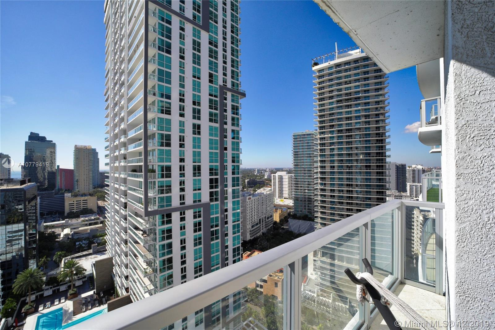 1050  Brickell Ave #2510 For Sale A10779419, FL