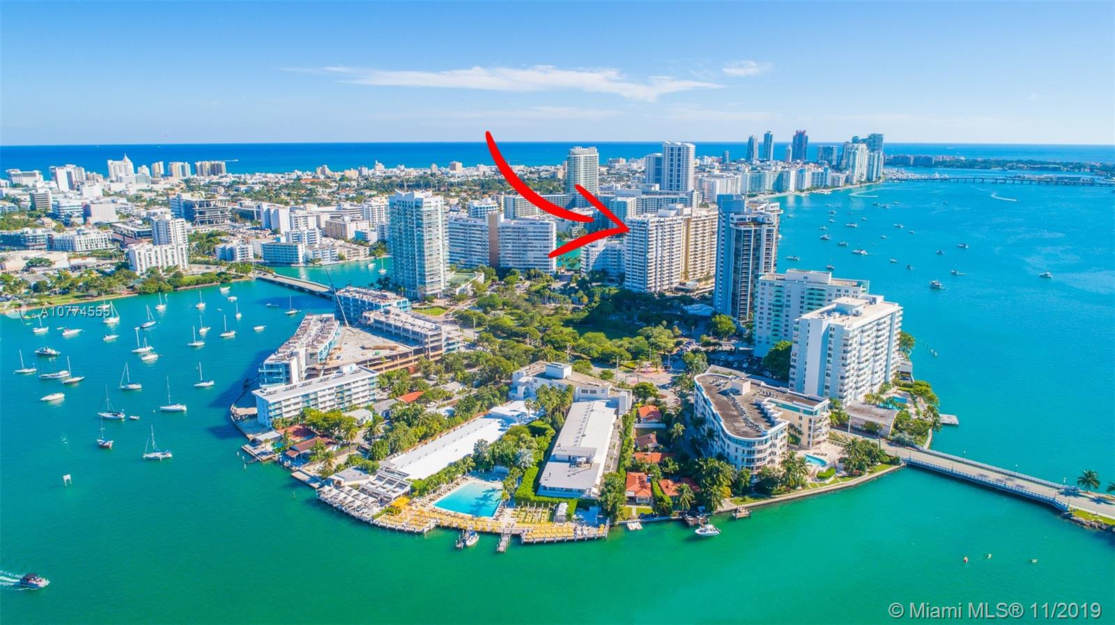 11  Island Ave #906 For Sale A10774555, FL