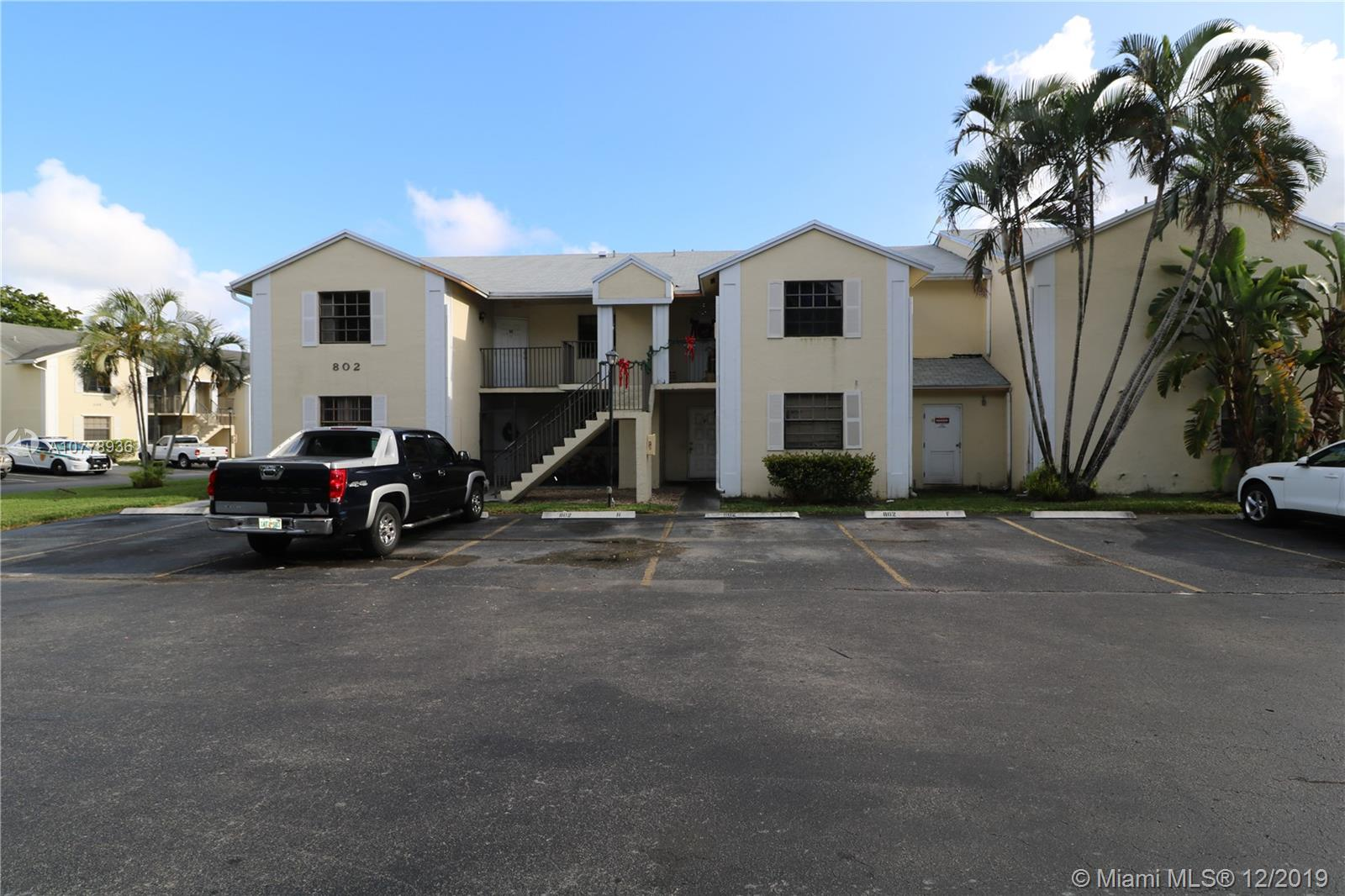 802  Constitution Dr #802E For Sale A10778936, FL