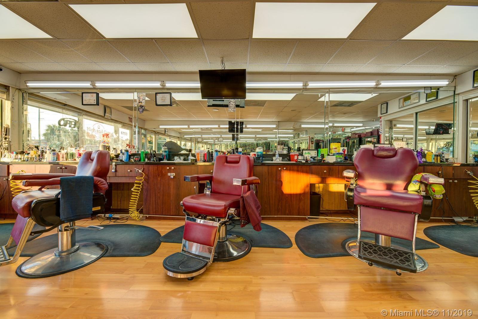 Barbershop  By Westmiami