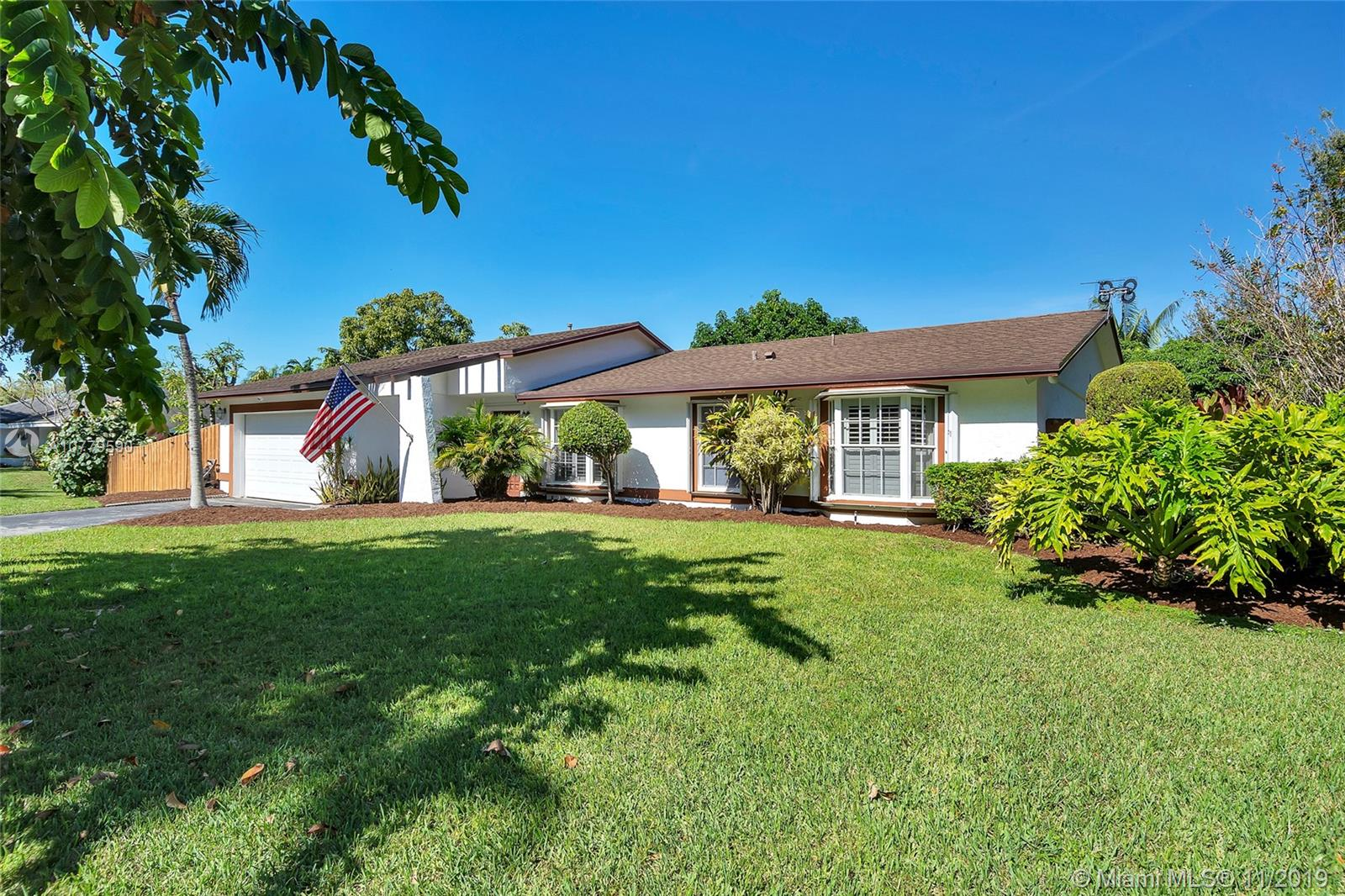 8461 SW 181st St  For Sale A10779590, FL