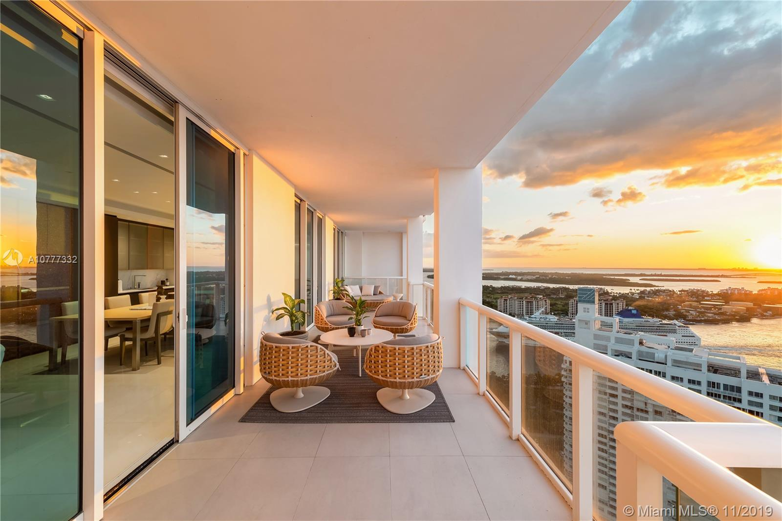 50 S Pointe Dr #3403 For Sale A10777332, FL