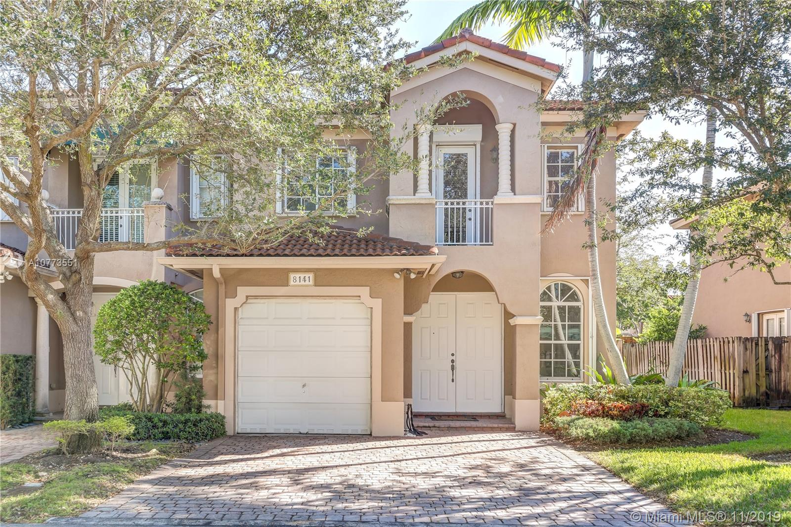 8141 SW 118th Ct #8141 For Sale A10773551, FL