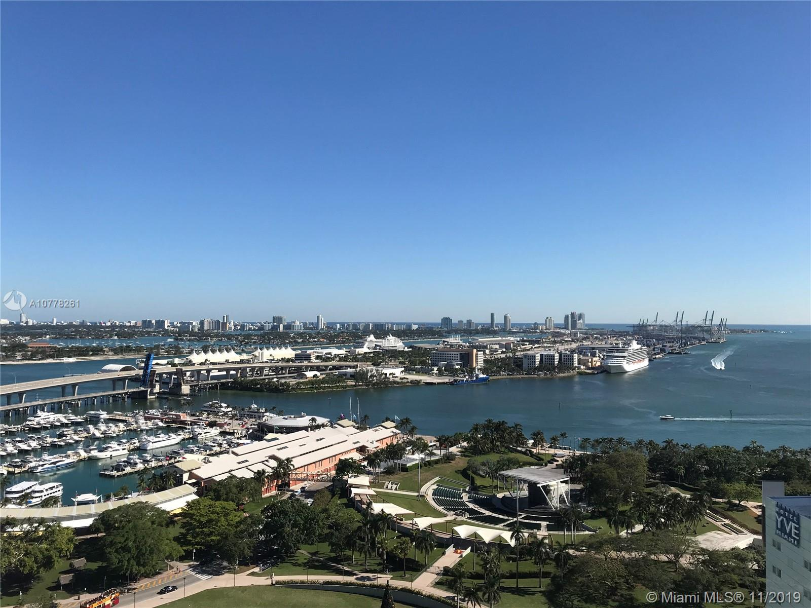 253 NE 2nd St #2505 For Sale A10778261, FL