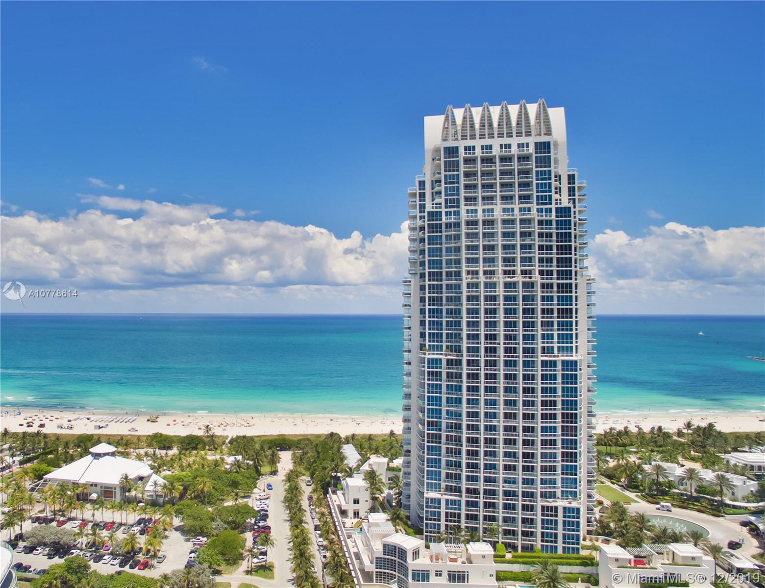 50 S Pointe Dr #2505 For Sale A10778614, FL