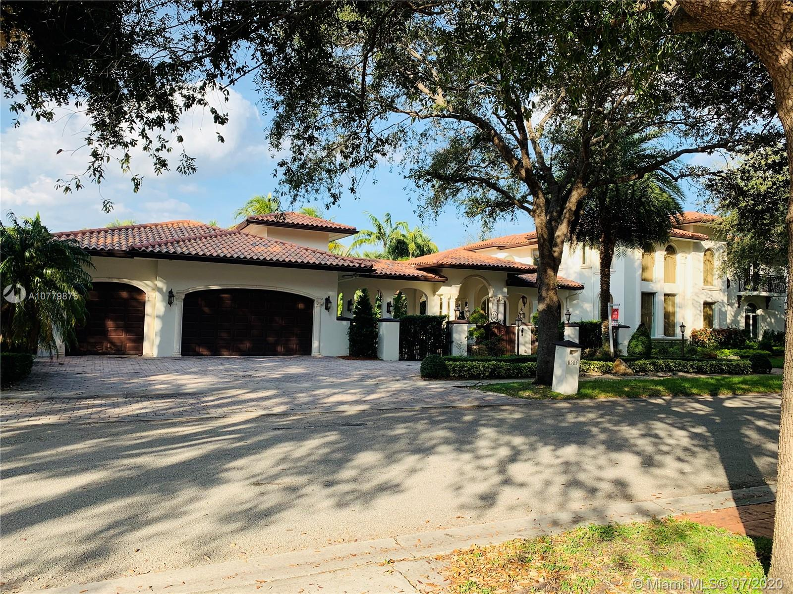 8585 NW 169th Ter  For Sale A10779875, FL