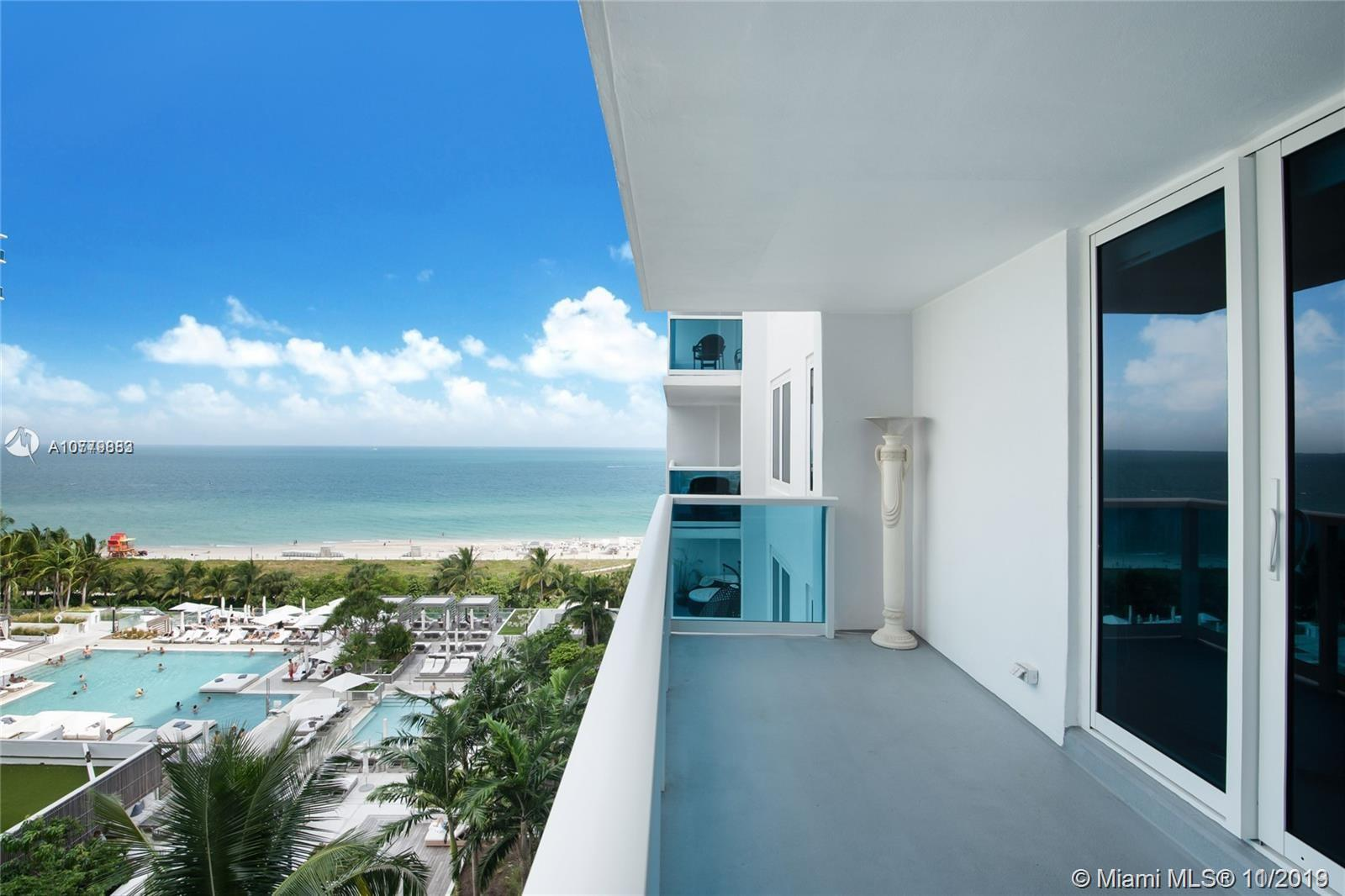 2301  Collins Ave #918 For Sale A10779883, FL