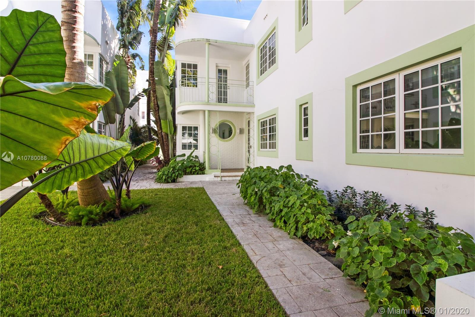1207  Meridian Ave #7 For Sale A10780088, FL