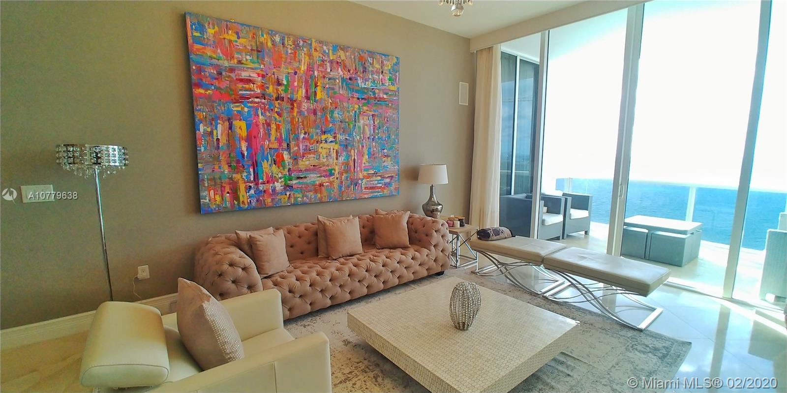 18101  Collins Ave #PH302 3+DEN For Sale A10779638, FL