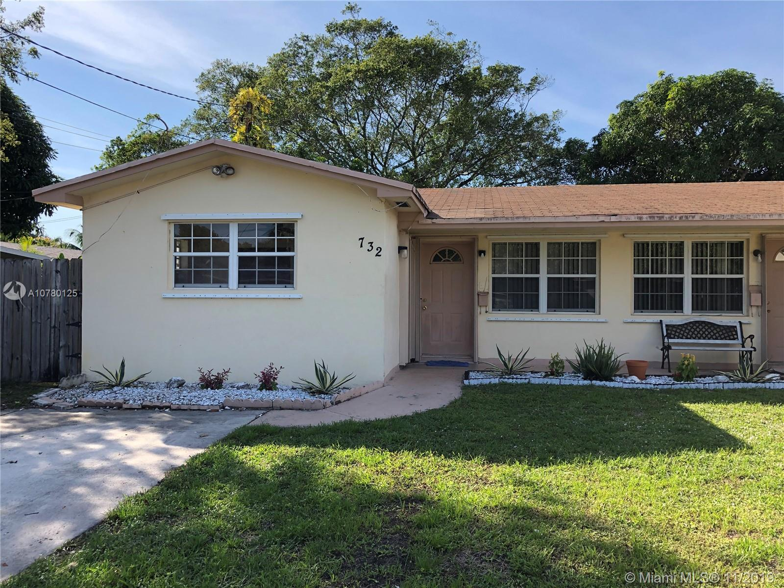 732 SW 5th Ave #732 For Sale A10780125, FL