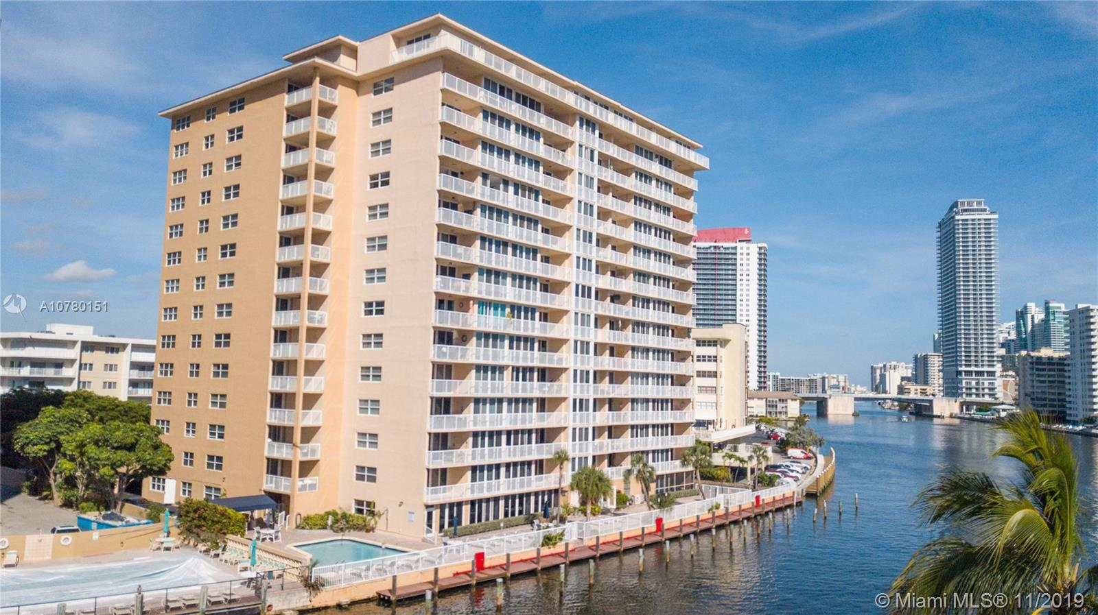 121  Golden Isles Dr #307 For Sale A10780151, FL