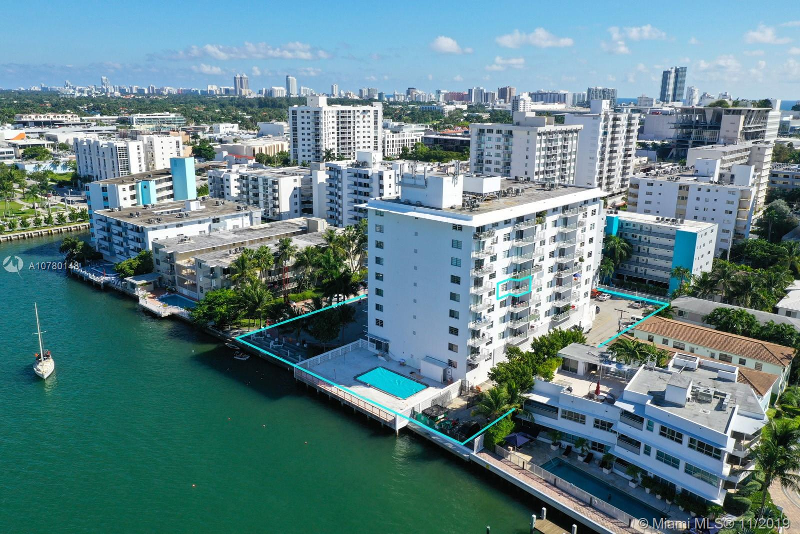 1450  Lincoln Rd #609 For Sale A10780148, FL