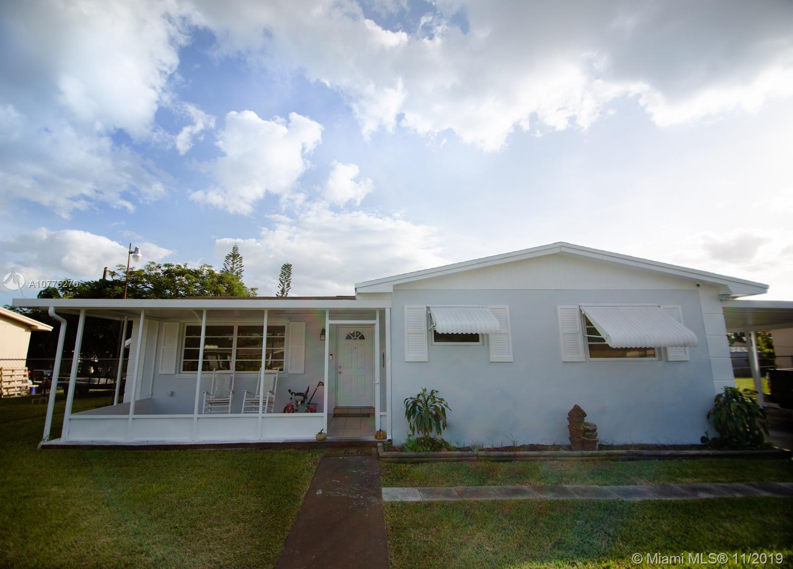 14832 SW 297 Ter  For Sale A10775270, FL