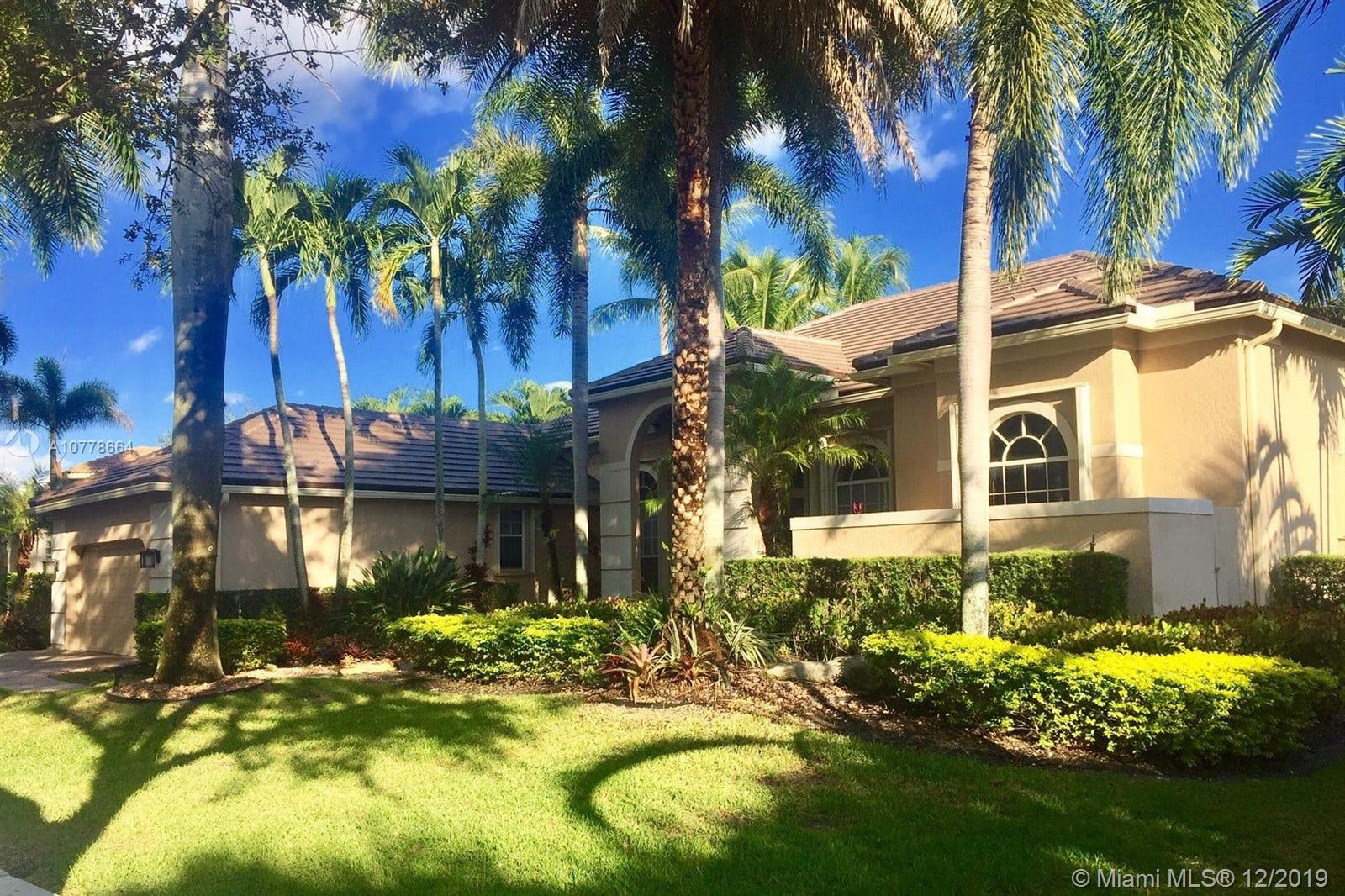 1623 Island Way, Weston, FL 33326