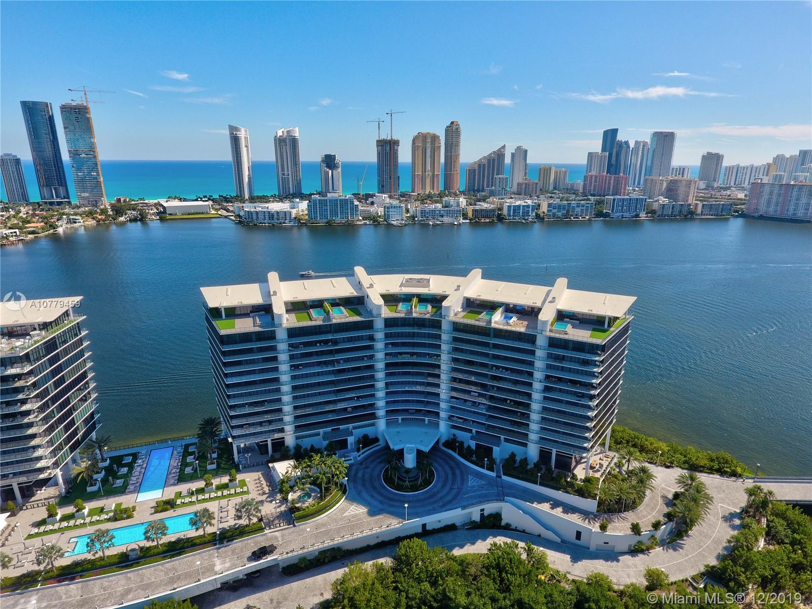 Please note: the above price reflects the suggested opening bid for the property, which is being offered for sale by private auction. Seller reserves the right to accept or reject any bid. Please visit prusa. com for details. Elegantly Furnished, Private, Modern, Exclusive Two Story Penthouse. Professionally designed by Steven G and ready to move in. Second Floor Private Rooftop Pool with outdoor KitchenHigh Ceilings, Open Floor Plan, 3 Large Outdoor Waterfront Terraces maximize the Panoramic views of the Ocean, Bay and City. 2 Outdoor Grills.IMMEDIATE SELLER FINANCING AVAILABLE. COMPETITIVE RATES. NO POINTS. Prive Island Estates offers full-time concierge service, a marina, restaurant, wine cellar, cigar room, playrooms for children, and a two-story gym with steam rooms and saunas.