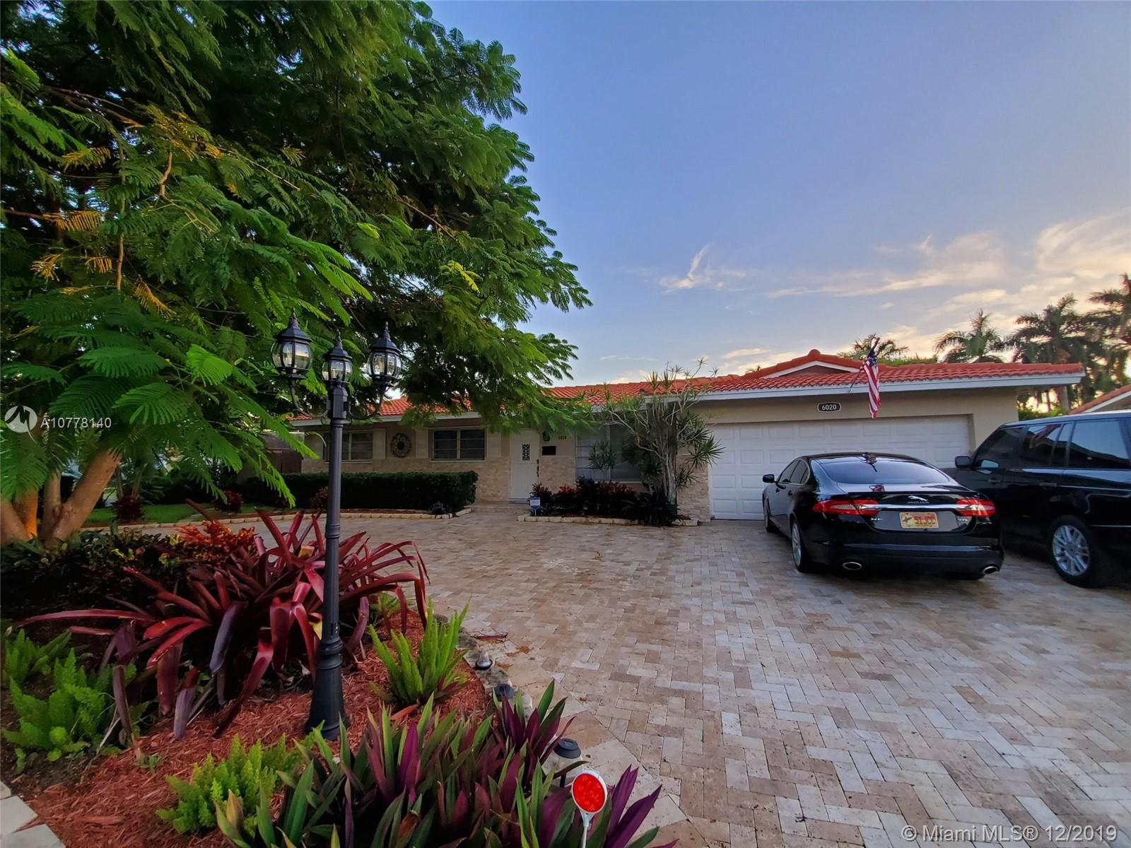 6020 SW 13th St  For Sale A10778140, FL