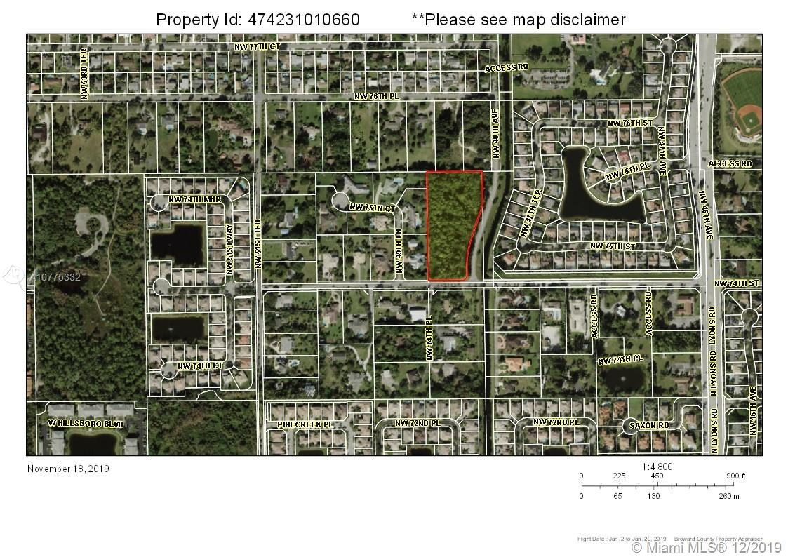 7400 Nw Pl, Fort Lauderdale, FL 33073
