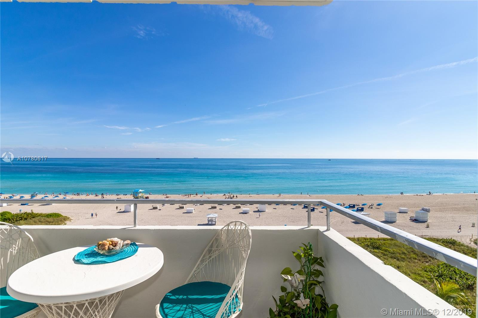 465  Ocean Dr #815 For Sale A10780617, FL